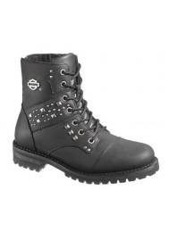 Harley Davidson Boots / Ashana Black (Ref : D87026) Women