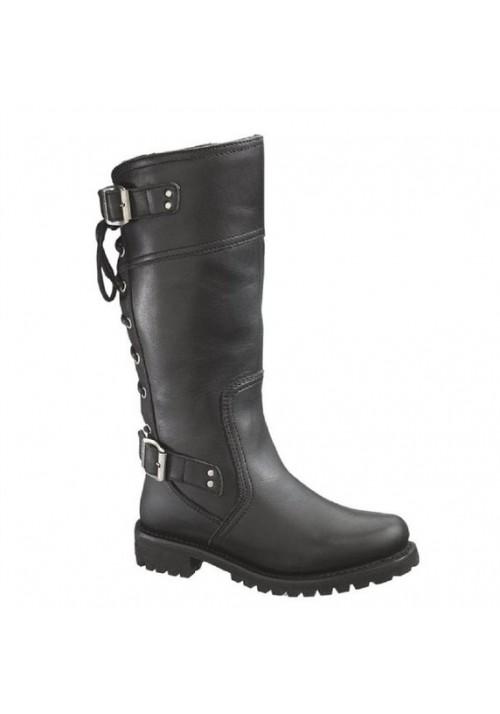 Harley Davidson Boots / Alexa Black (Ref : D85167) Women