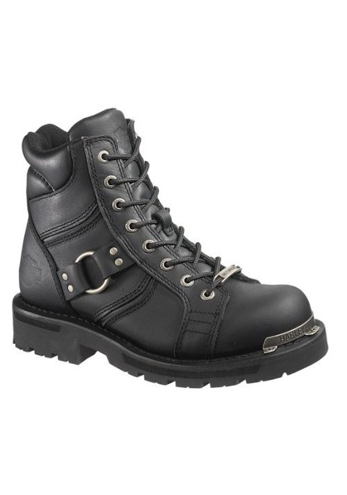 Harley Davidson Boots / Maddy Black (Ref : D84189) Women