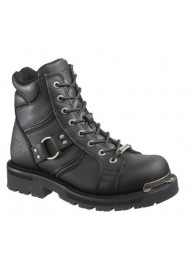 Harley Davidson Boots / Maddy Black (Ref : D84189) Women