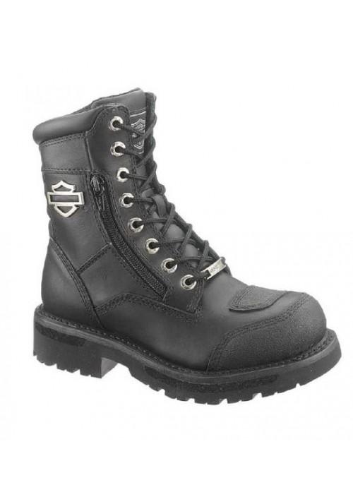 Harley Davidson Boots / Sydney Black (Ref : D87005) Women