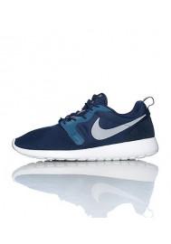 Men Nike Rosherun Hyp Navy Blue (Ref : 636220-400) Running