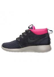Men Nike Rosherun Mid (Ref : 615601-006) Running