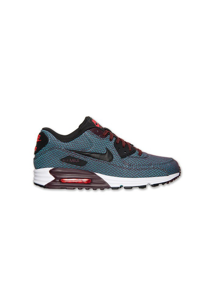 magasin en ligne a3315 ed611 Nike Air Max Lunar 90 (Ref : 705068-600) Shoes Men
