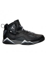 Jordan True Flight Hi Top (Ref : 342964-012) Shoes Men