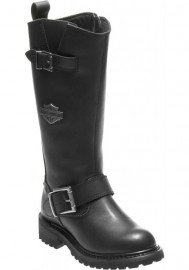 Harley Davidson Women Boots Chalmers Motorcycle D87154