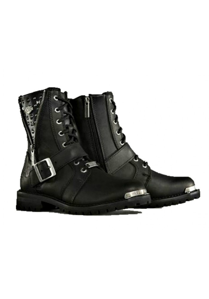 Harley Davidson Women Boots Mindy Motorcycle  D87051