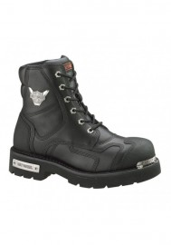 Harley Davidson Women Boots Stealth Motorcycle D81641